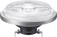 Led лампа PHILIPS MAS LEDspotLV D 20-100W 830 AR111 40D G53 DIM, светодиодная