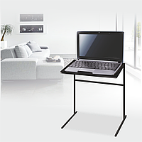 Стол для ноутбука Commus Комфорт антрацит_bl