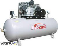 Компрессор Aircast СБ4/Ф-500.LB75 с горизонтальным ресивером (Remeza)
