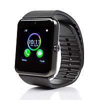 Умные часы телефон Smart Watch GT08 c SIM картой Black