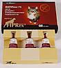Фипрекс 75 капли для кошек от блох и клещей, 1 шт