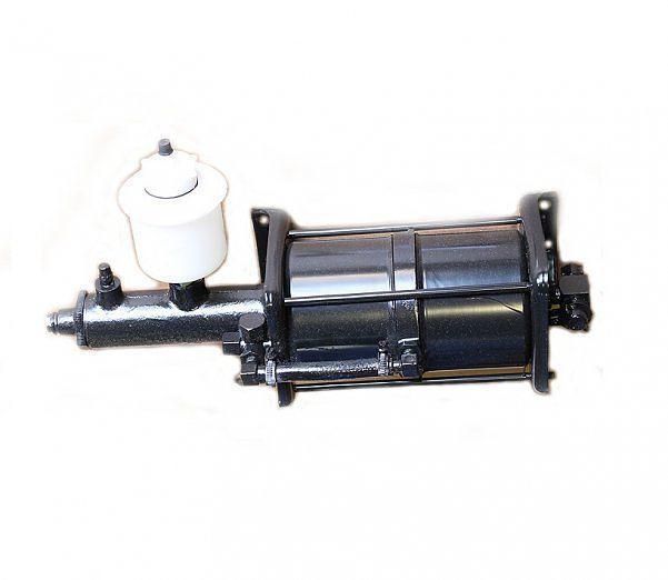 Усилитель пневматический задний с бачком в упаковке Урал-5557