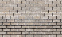 Фасадная плитка TECHNONICOL HAUBERK, цвет бежевый кирпич