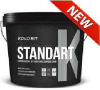 """Штукатурка """"короед"""" Standart K Kolorit с силиконом, 25кг"""