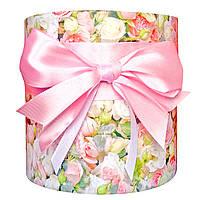 Коробка подарочная #2 для цветов (16 х 16 см)