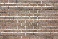 Фасадная плитка TECHNONICOL HAUBERK, цвет античный кирпич