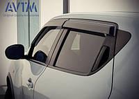 Дефлекторы окон (ветровики) Nissan Juke 2012-, H08001KA00
