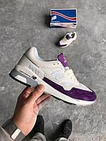 "Женские кроссовки New Balance 1500 ""Purple Angel"". Топ качество. Живое фото (Реплика ААА+)"