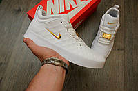 Кроссовки Nike Tiempo Vetta White. Живое фото. Топ качество! (Реплика ААА+)