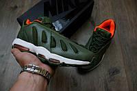 Кросівки Nike Air Mx 96 XX Army Green. Живе фото! Топ якість (Репліка ААА+)