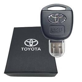USB флешка с логотипом Toyota