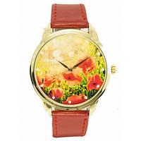 Женские дизайнерские часы Маки, фото 1