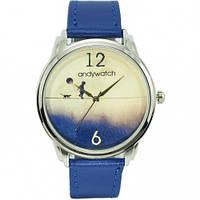 Дизайнерские наручные часы Мальчик на луне, фото 1