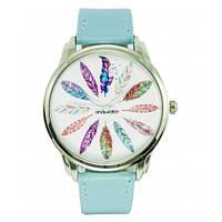 Наручные дизайнерские часы на узком ремешке AW 045