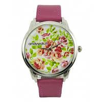 Наручные дизайнерские часы на узком ремешке AW 067, фото 1