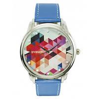 Модные наручные часы Ромбы