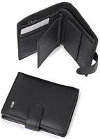 Мужской кожаный кошелек портмоне Dr. Bond с съемным правником натуральная кожа