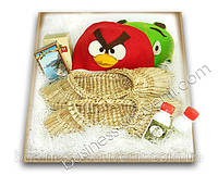 Набор для бани и сауны «Angry Birds!»