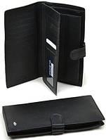 Мужской кожаный кошелек портмоне визитница dr. Bond натуральная кожа