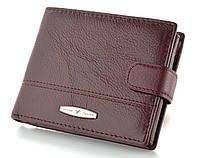 Мужской кожаный кошелек портмоне правник TAILIAN большой натуральная кожа