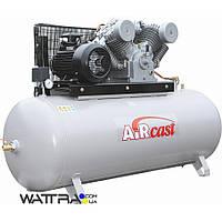 Компрессор Aircast СБ4/Ф-500.LT 100 с горизонтальным ресивером (Remeza)