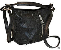 Женская кожаная сумка клатч планшет