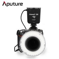 Кольцевая вспышка Aputure HN100 CRI 95+ Amaran Halo LED для фотоаппаратов Nikon