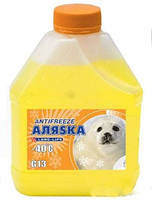Антифриз Аляsка ANTIFREEZE-40 (желтый) 10л5371