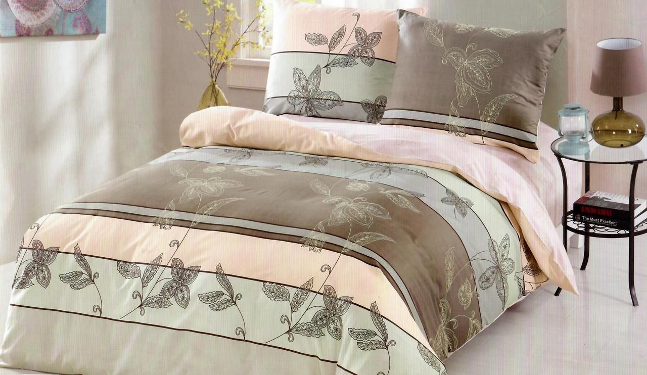Двуспальный комплект постельного белья Джулия