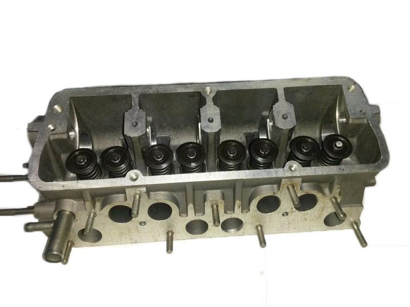 Головка блока Ланос 1.4 с клапанами, A-317-1003009-20