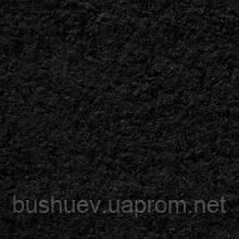 Ткань пальтовая буклированная меланжевая Чёрный
