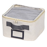 Коробка для хранения вещей Nature 30*30*18 см, ТМ МД