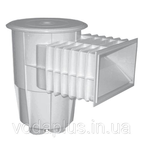 Скиммер для бассейна Aquant стандарт под бетон