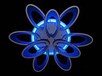 Светодиодная люстра Dh 1673/6+3WH LED