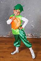 Яркий карнавальный костюм Тыква