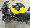 Мото сумка на бак Alpinestars магнитах (Honda, Suzuki, Dainese, Yamaha), фото 4