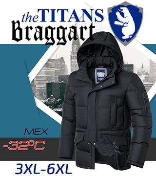 Куртки больших размеров зимние