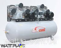 Компрессор Aircast СБ4/Ф-500.LB75Т с горизонтальным ресивером (Remeza)