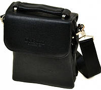 Мужская кожаная сумка барсетка Dr.Bond маленькая