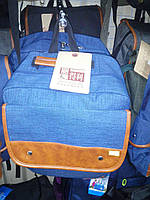Стильный молодежный рюкзак под джинс