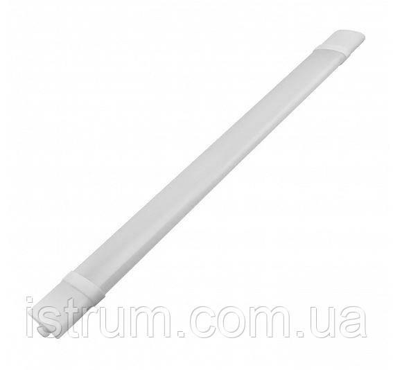 Світлодіодний світильник лінійний EUROLAMP LED IP65 36W 4000K (1.2 m)SLIM