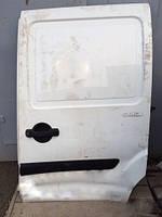 Дверь боковая сдвижная левая глухая Fiat Doblo 2000-2009
