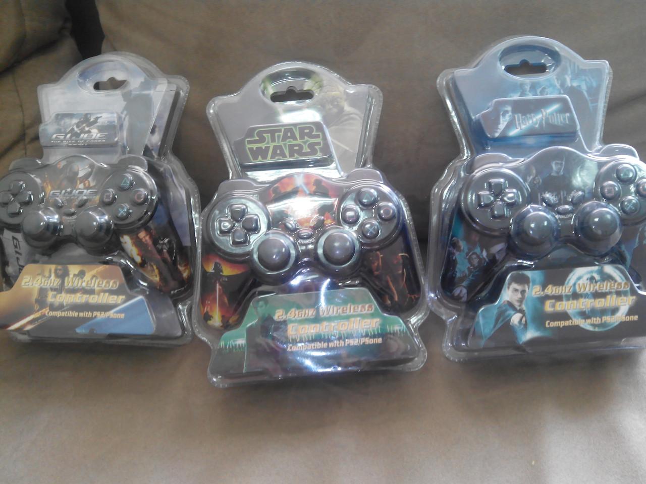 Игровой джойстик PS2/PS1/PSX