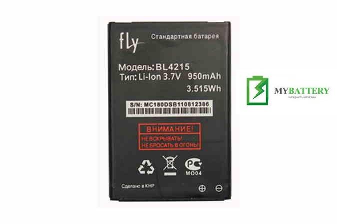 Оригинальный аккумулятор АКБ батарея Fly BL4215  Q115