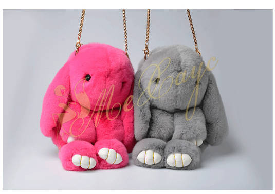 "Сумка-рюкзак ""Кролик"""