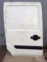 Дверь боковая сдвижная правая глухая Fiat Doblo 2000-2009