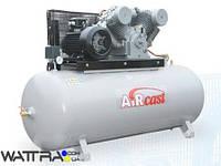 Компрессор Aircast СБ4/Ф-500.LT 100 /16-7.5 с горизонтальным ресивером (Remeza) повышенного давления