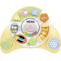Музыкальный развивающий центр Weina (2100)
