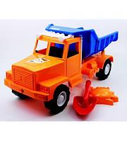Детская машинка Самосвал Волынь 061, грузовик самосвал 061