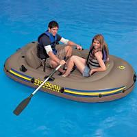 Надувная лодка Excursion 2 Intex 68318